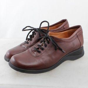 Murtosa Brown Leather Oxford